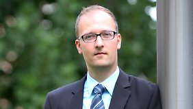 Florian Endres von der Beratungsstelle Radikalisierung in Nürnberg.