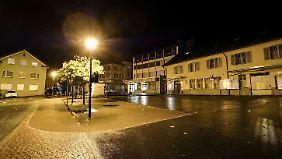Auf dem Postplatz von Flums hatte der Teenager mehrere Menschen attackiert.