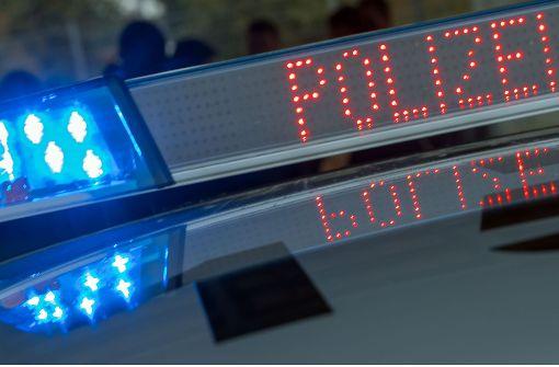 Die Polizei fahndete nach den Tätern – ohne Erfolg (Symbolbild). Foto: dpa-Zentralbild