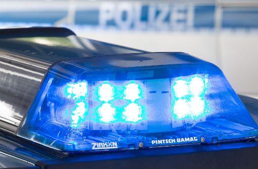 Die Polizei entdeckt einen Cricketschläger bei einem Jugendlichen. Foto: dpa
