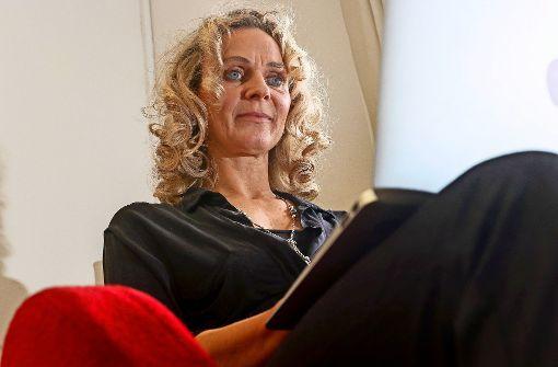 Sigrun Schmiedl-Hellwig kann jeden Hilfesuchenden  in Deutschland  beraten. Dazu braucht sie nur ihren Laptop. Foto: factum/Granville