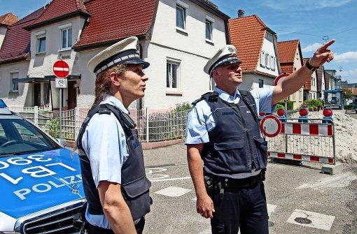 An Vielseitigkeit kaum zu überbieten: Die Polizei kennt keine Nachwuchssorgen. Foto: factum/Granville