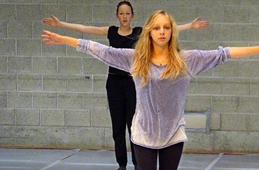 Durch den Tanz lassen sich Stimmungen besonders gut ausdrücken. Foto: Sybille Neth
