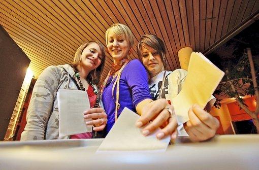 Im Januar haben Stuttgarts Jugendliche die Wahl – aber nicht überall. Foto: Archiv Steinert