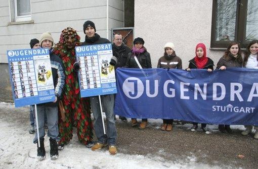 Die Wahl des Jugendrates betrifft bislang die Interessenvertretung in den Stuttgarter Bezirken. Foto: Bernd Zeyer