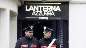 Nach der Tragödie in der Nacht sind die Ermittlungen im Klub in vollem Gang.