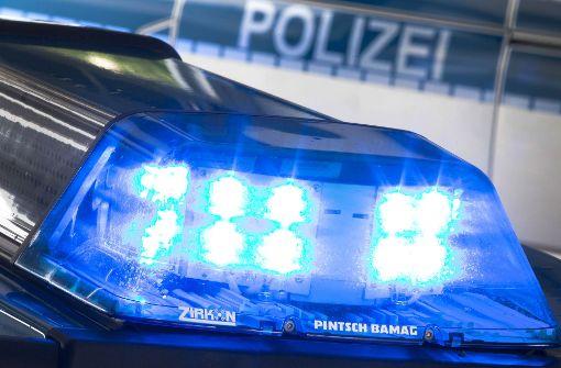 Die Polizei meldet eine aufgefunde Leiche in der Nähe von Mosbach Foto: dpa